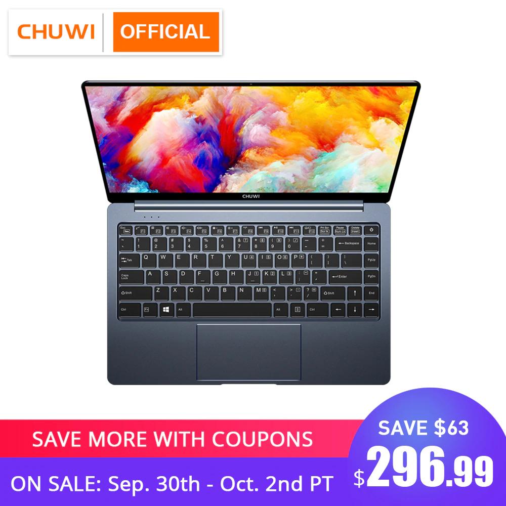 Chuwi Lapbook Pro (8/256GB N4100 IPS volledig gelamineerd scherm)