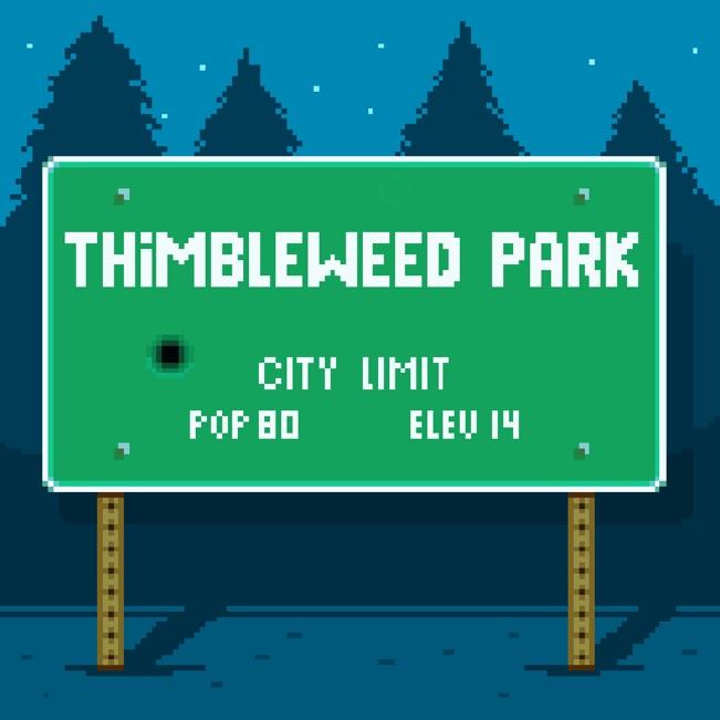 Thimbleweed Park (Game) voor Android en IOS