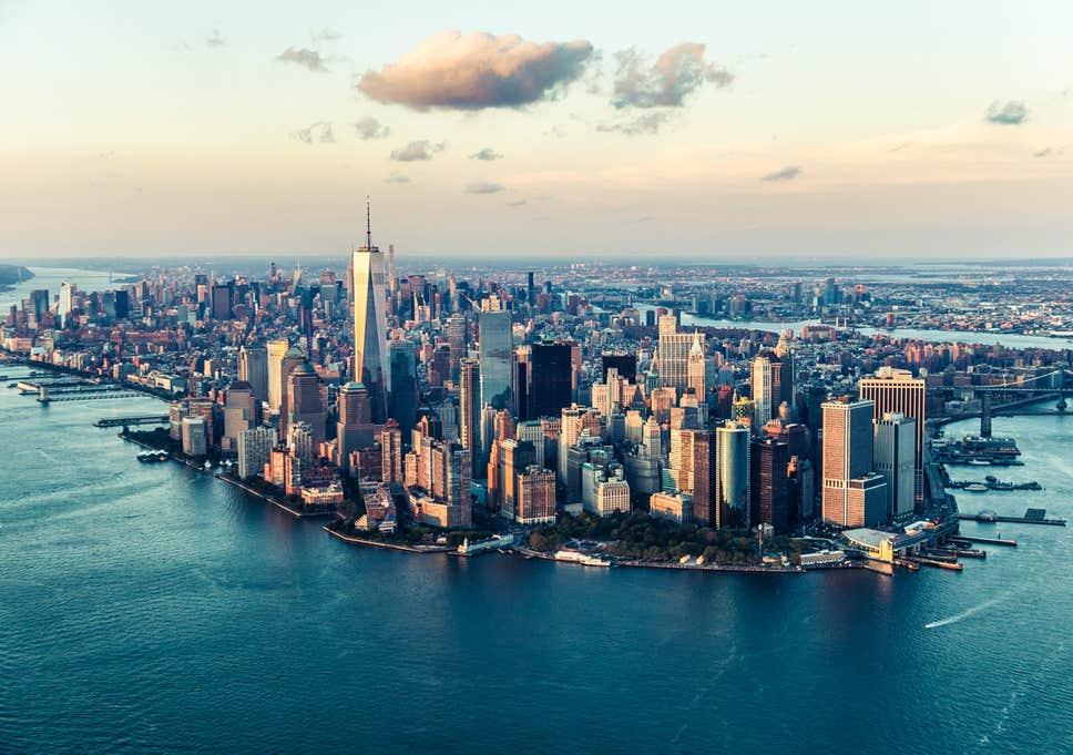 non-stop retourvluchten januari-maart 2020 Brussel - New York vanaf € 264,-