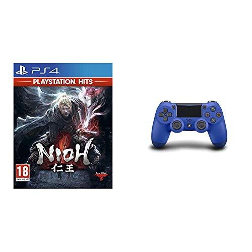 Nioh (PS4) + DualShock v2 controller
