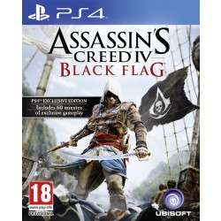 Assassin's Creed IV: Black Flag(PS4) inc. Steelbook voor €40,97