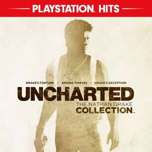 Uncharted: The Nathan Drake Collection PS4 @ PSN