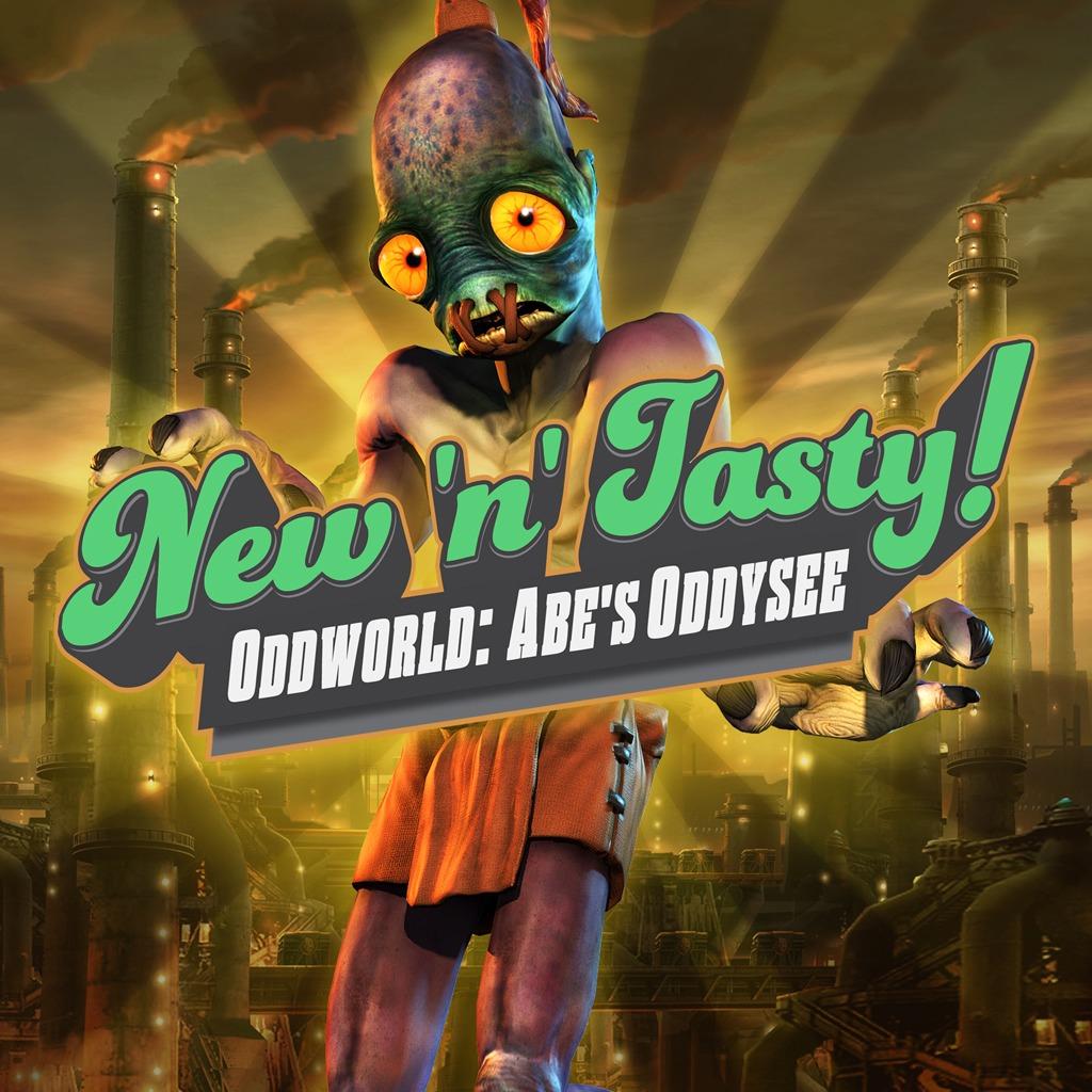 Oddworld: New 'n' Tasty (PS4™) @ PSN