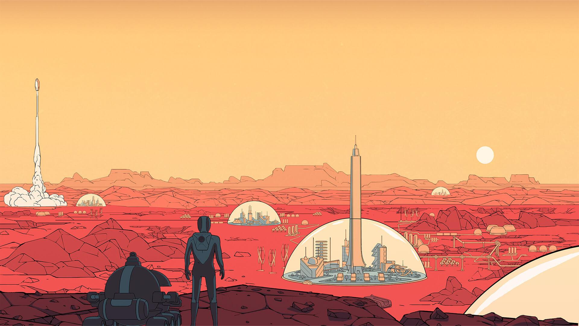 Gratis Epic Games: Surviving Mars