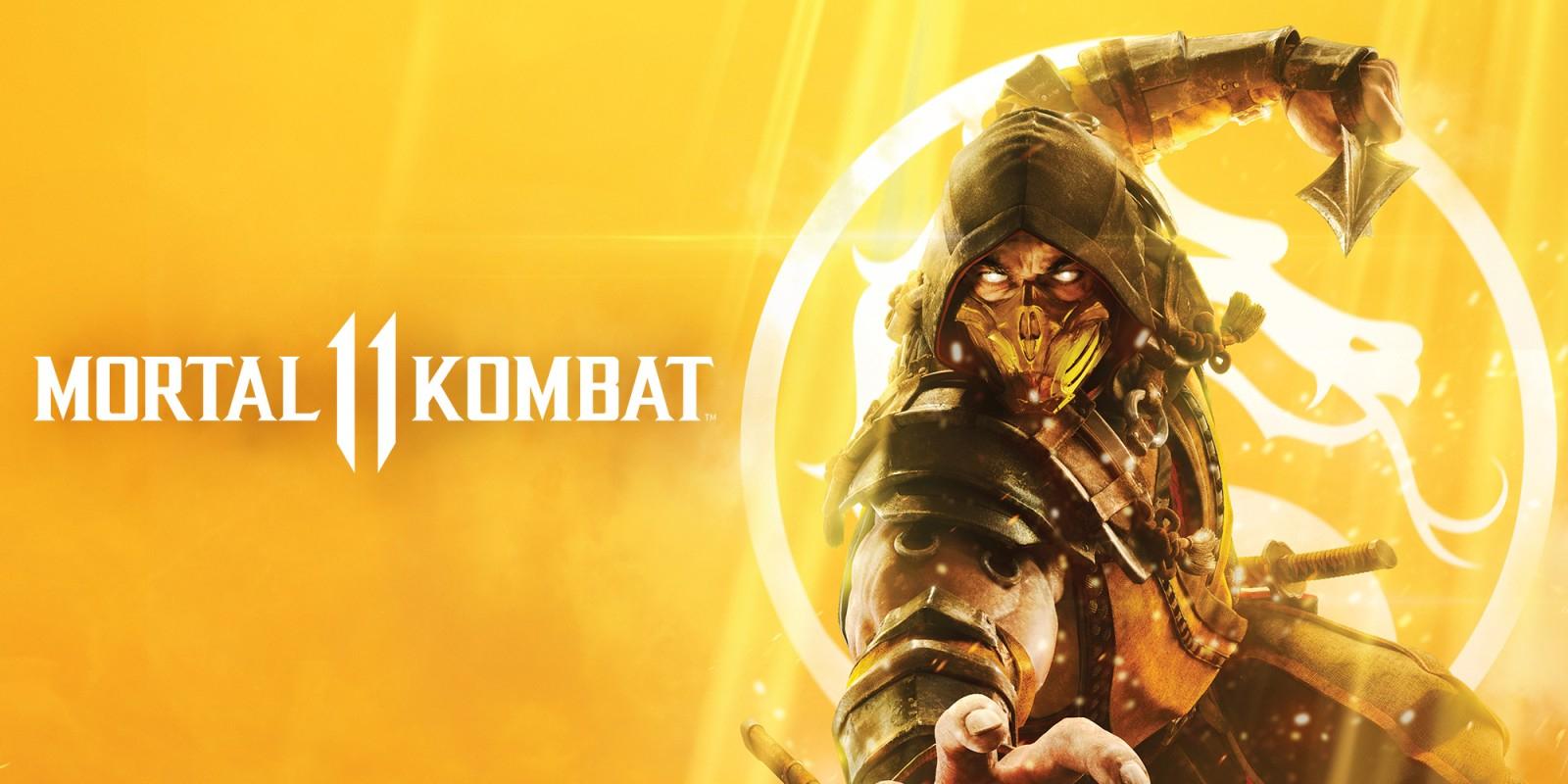 Gratis trial Mortal Kombat 11 voor Xbox One + PS4 @ resp. consoles