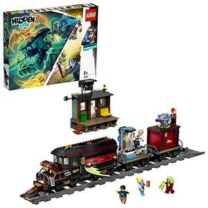 Lego Hidden Side Spookexpress AR voor €53,29 @ amazon.de