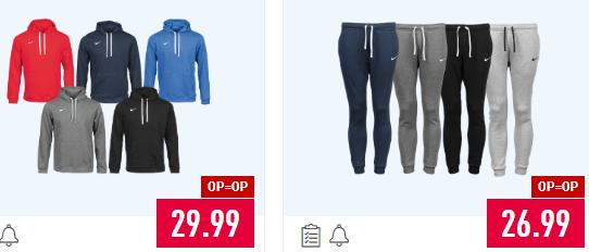Goedkope Nike Hoodie & Sweatpants