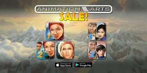 Animation Arts Sale @ Google Play Store