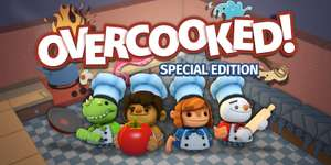 [Switch] Overcooked: Special Edition @Nintendo