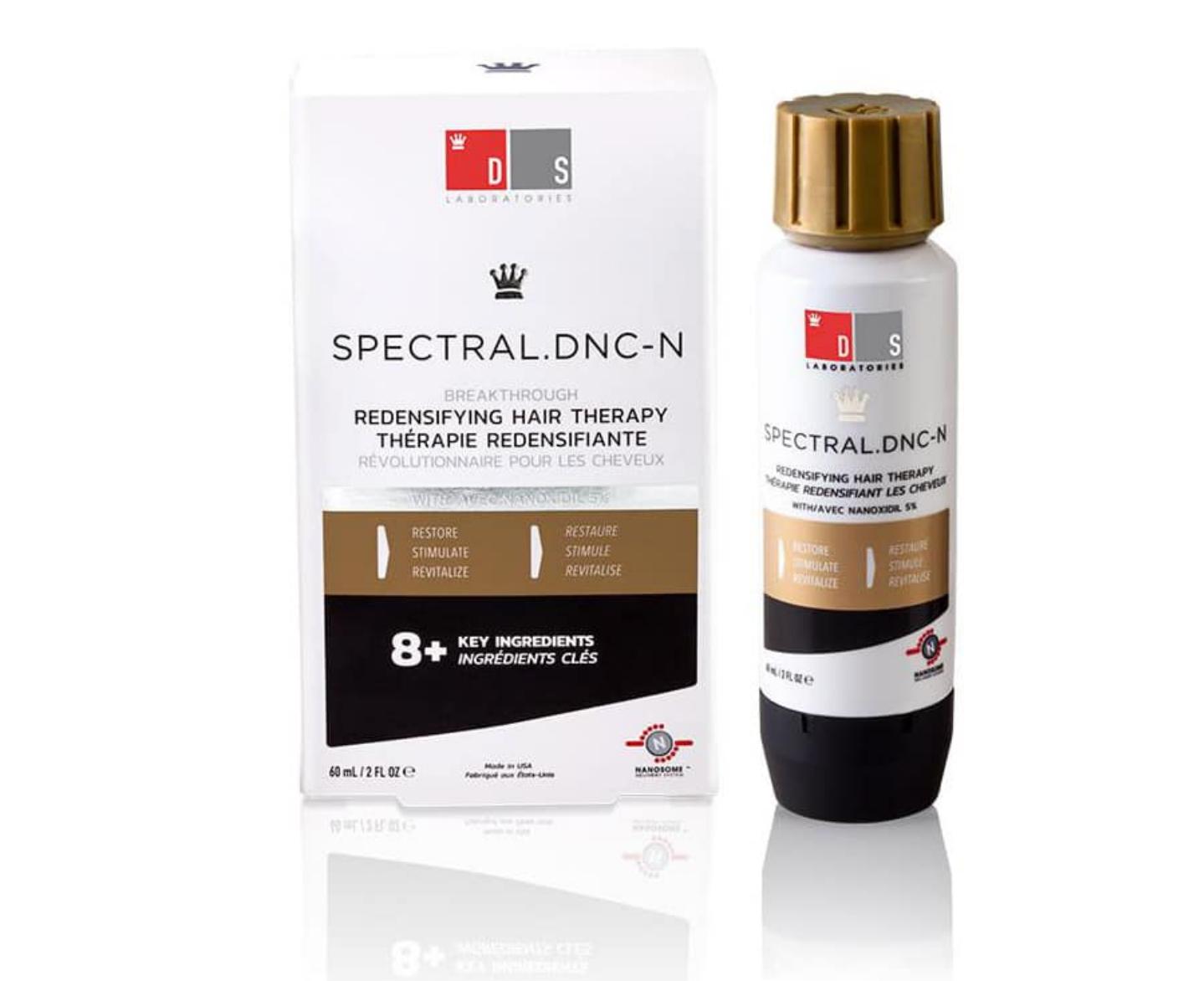 Bestel 3 lotions Spectral DNC-N en betaal €27,52 p.s. in plaats van €43 @Verbeterhaar