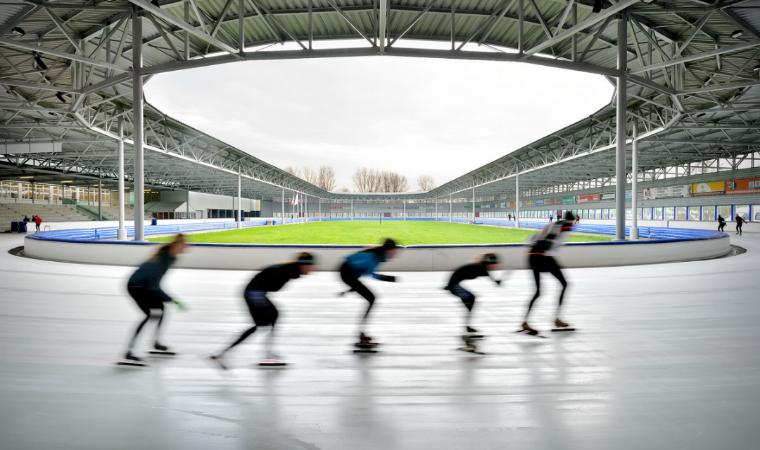 Gratis schaatsen ijsbaan De Meent Alkmaar, vrijdag 11 oktober