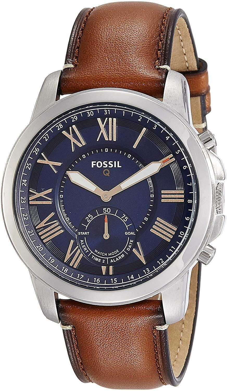 Fossil Hybrid Smartwatch Q grant FTW1122