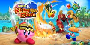 Gratis Nintendo Switch Game Super Kirby Clash