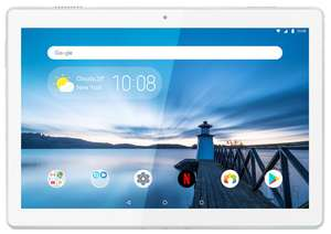 Lenovo Tab M10 3GB 32GB Wifi Wit voor €154 @ Coolblue.nl