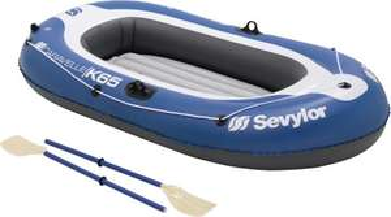 Sevylor PVC Opblaasboot Caravelle 2-persoons voor €26,99 @ Bol.com