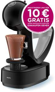 (grensdeal real) dolce Gusto Infinissima Krups 1708