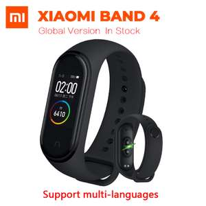 Xiaomi Mi band 4 global versie