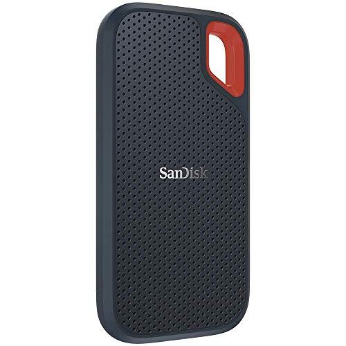 Sandisk Extreme Portable SSD 500GB Zwart @Amazon.de