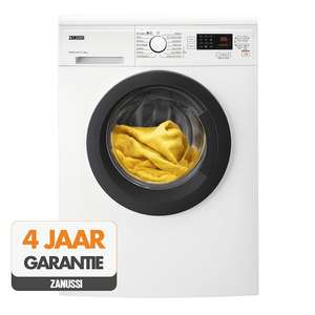 Zanussi ZWFROMA TimeCare wasmachine @ Expert