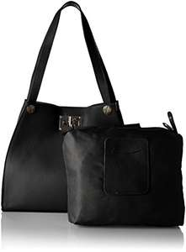 Bags4Less dames Gloria schoudertas, 11x27x31 cm