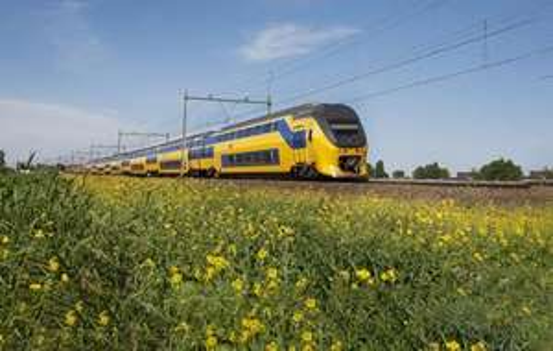 Trein van óf naar vliegveld Schiphol, Eindhoven of Rotterdam