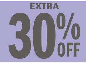 Code: 30% extra korting op sale @ Urban Outfitters