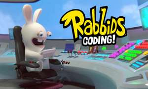 Gratis Game Rabbids Coding voor PC (Uplay) @ Ubisoft