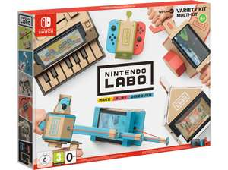 Nintendo Labo aanbieding