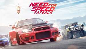 Need For Speed Payback Origin Key @ Humble Bundle