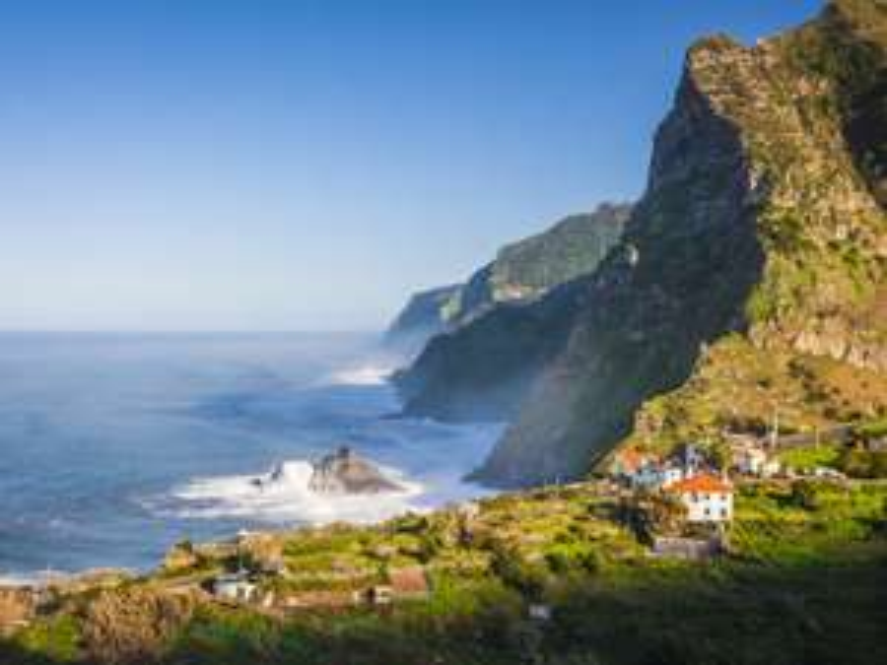 Vliegtickets Amsterdam-Madeira @Transavia (dec.-mrt)