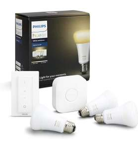 Philips hue starterset white ambiance e27 @ Amazon.de