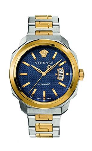 [PRIME] Versace horloge automatische roestvrijstalen armband voor mannen VAG030016