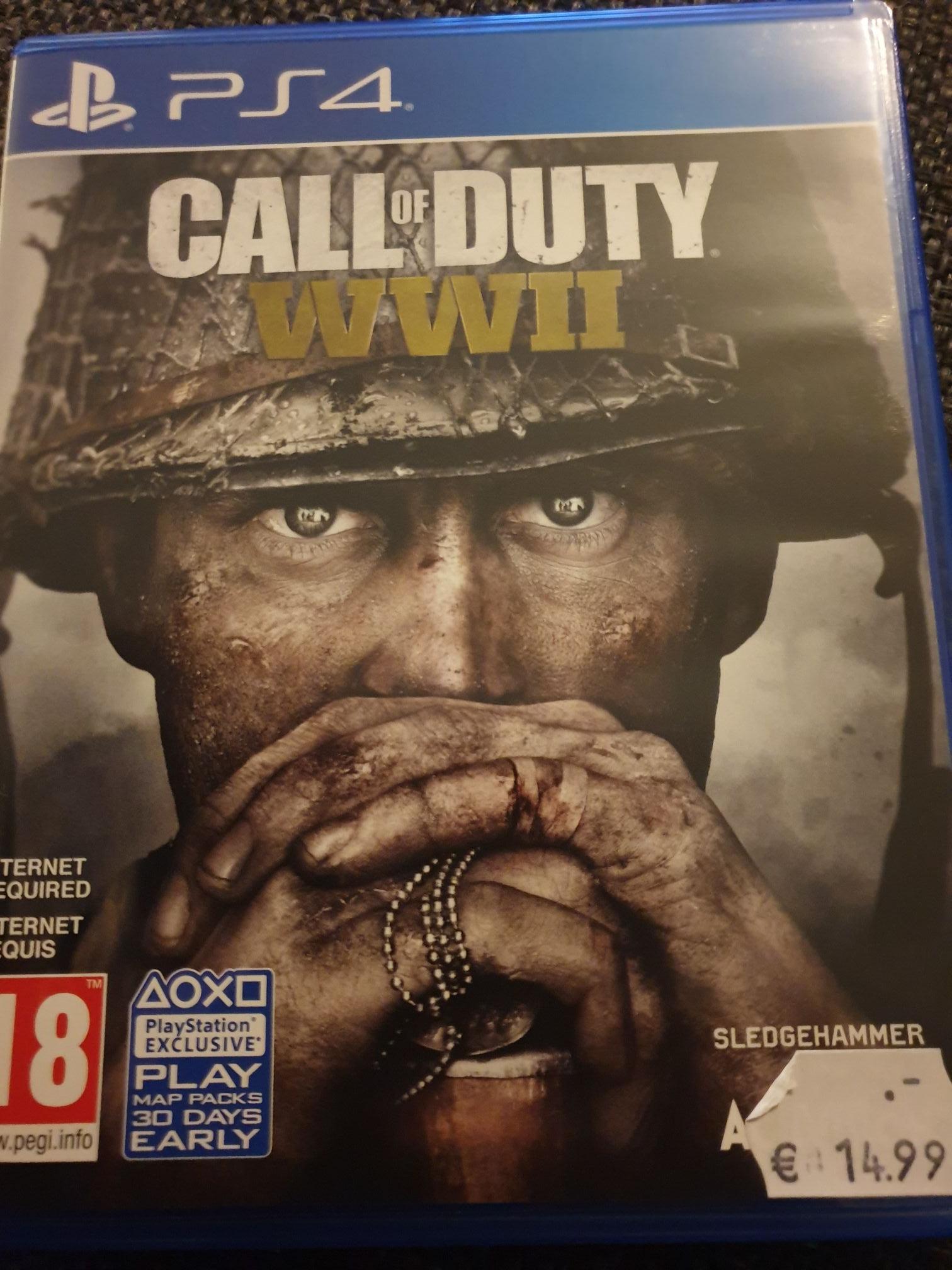 Call of Duty WWII OP=OP