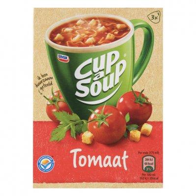 Duyvis & Unox Cup-A-Soup voor 1 euro