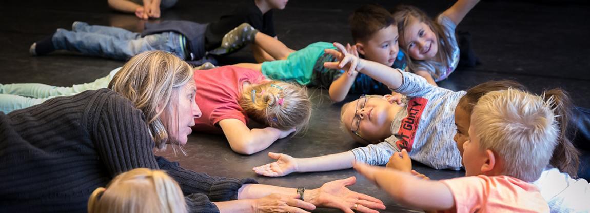 Gratis activiteiten Oktober Kindermaand