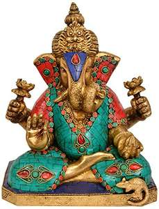 Exotic India Lord Ganesha