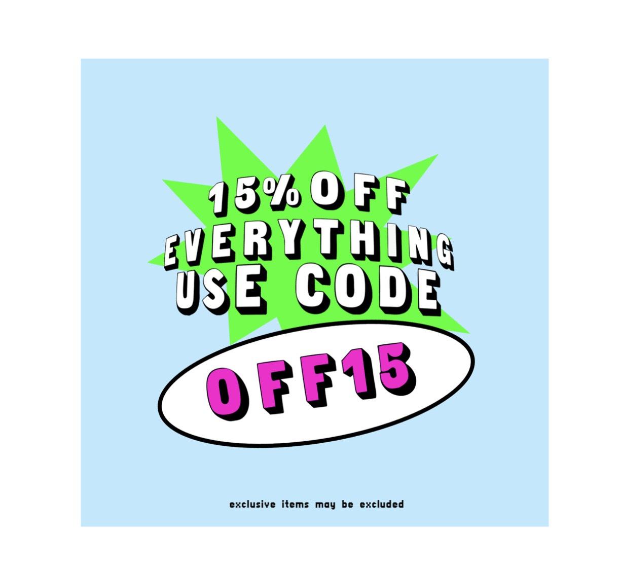 Sneakerbaas 15% korting