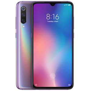 Xiaomi Mi 9 Global Version 6/128GB Zwart [Banggood]