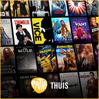 Kijk een nieuwe Pathé Thuis film voor maar €2,99 @ PS-Plus
