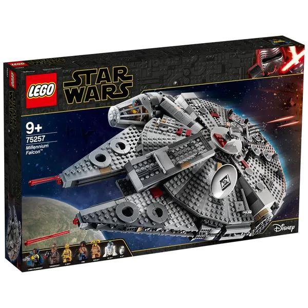 LEGO STAR WARS 75257 MILENNIUM FALCON