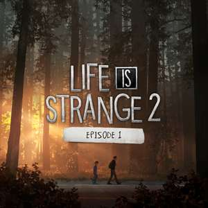Life is Strange 2 Episode 1 Weekenddeal @ Steam