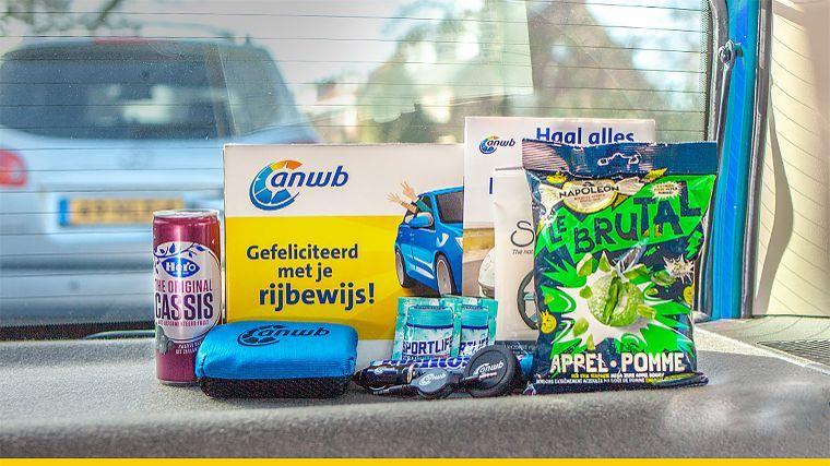 [Gratis] ANWB Rijbewijsbox inclusief Wegenwacht Service (als je net je rijbewijs hebt gehaald) @ANWB
