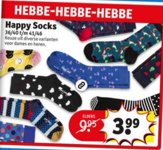 Happy Socks @ Kruidvat