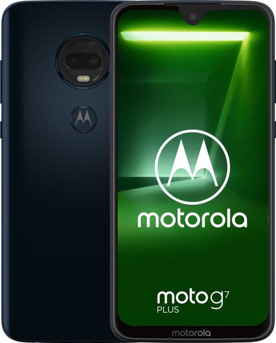 Motorola Moto G7 Plus 4GB/64GB Dual-sim Blauw @ Media Markt