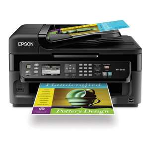 Epson WorkForce WF-2540WF  all-in-one printer voor € 69,99 @ BCC
