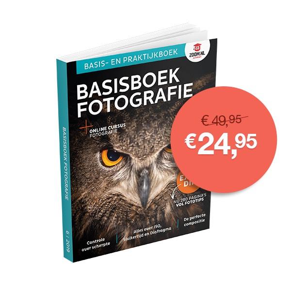 Basisboek fotografie van ZOOM