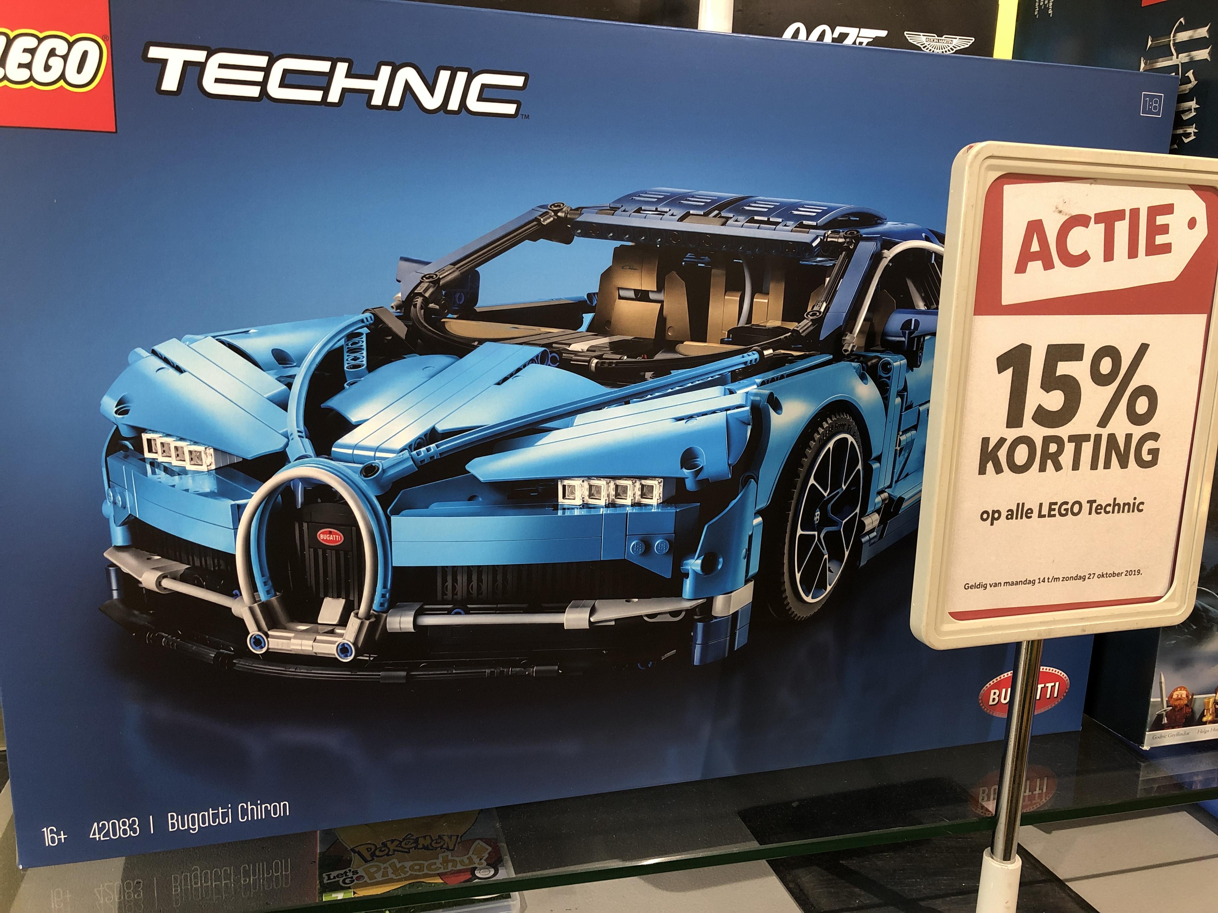 42083 Lego Bugatti
