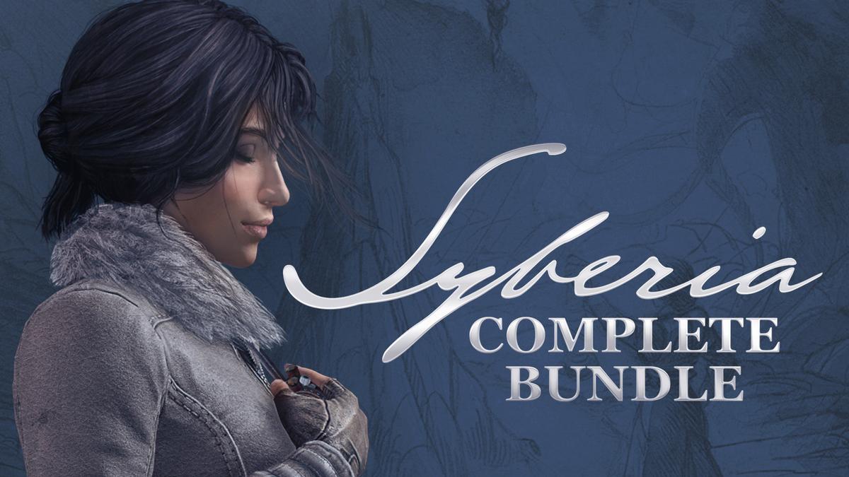 Syberia Complete Bundle (Steam) @ Fanatical