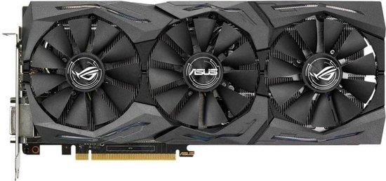 Asus ROG STRIX GeForce GTX 1060 O6G GAMING