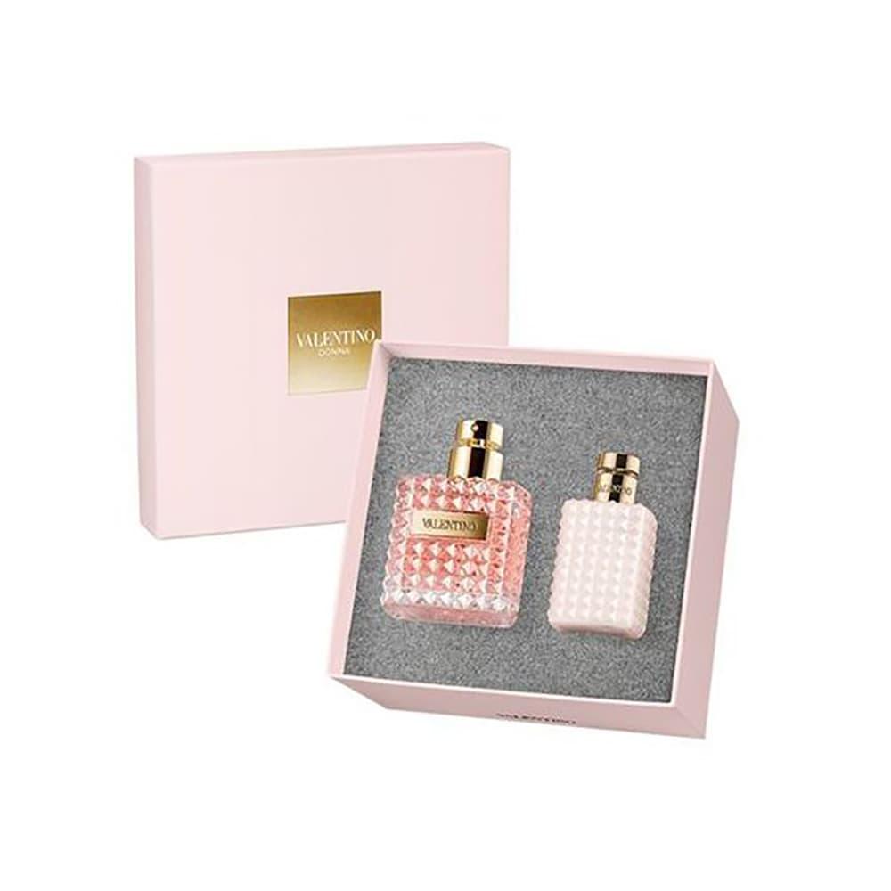 Valentino Donna Eau de parfum gift set voor €43,96 @ Amazon.it